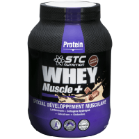 STC NUTRITION Whey Muscle+ Chocolat