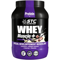 STC NUTRITION Whey Muscle+ Vanille