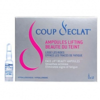 COUP D'ECLAT Ampoules Lifting x12