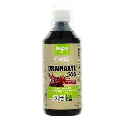 STC NUTRITION Drainaxyl 500 - Fruits Rouges