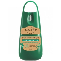 PARAKITO Spray Repulsif Anti-Moustique - 75ml