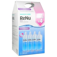 RENU MPS Solution Multifonctions - 4x360ml