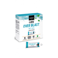 STC NUTRITION Over Blast BCAA Menthe 10 gels