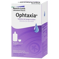 Ophtaxia Solution de Lavage Oculaire - 120ml