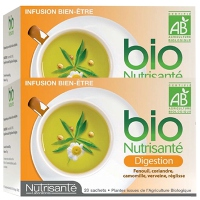 NUTRISANTE Infusion Bio Digestion - 2x20 sachets