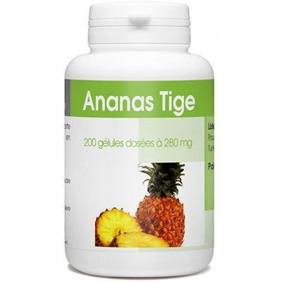 L'HERBOTHICAIRE Ananas Tige - 200 gélules