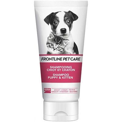 FRONTLINE PET CARE Shampooing Chiot Chaton - 200ml