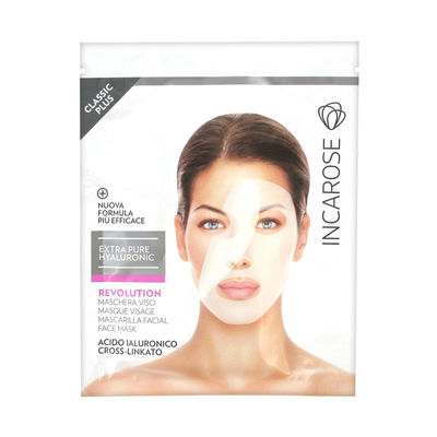 Incarose Extra Pure Hyaluronic Masque Visage Classic Plus 17 ml