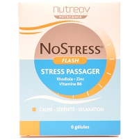 NUTREOV No Stress Flash - 6 gélules
