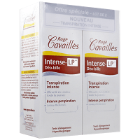 ROGE CAVAILLES Intense-LP Déo-bille - 2x40ml