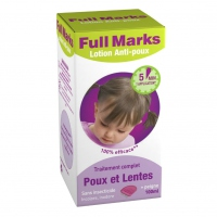 FULL MARKS Lotion Anti-poux