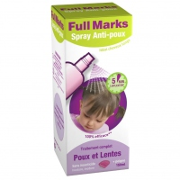 FULL MARKS Spray Anti-poux