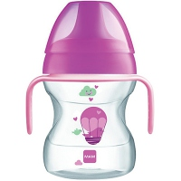 MAM Tasse d'apprentissage 190ml - Rose