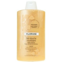 KLORANE Gel Douche Nourrissant Velours - 400ml