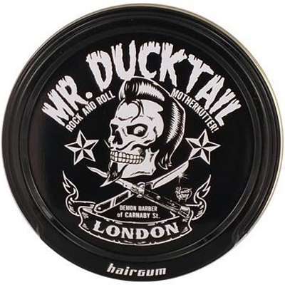 HAIRGUM Mr Ducktail Cire Coiffante Classic - 40g