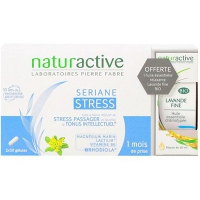 NATURACTIVE Seriane Stress - Lot de 2