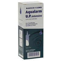 BAUSCH + LOMB AquaLarm UP Intensive Solution Ophtalmique - 10ml