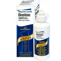 BAUSCH + LOMB Boston Simplus Solution Multifonctions - 120ml