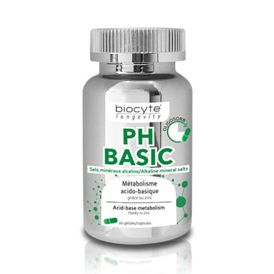 BIOCYTE pH Basic - 90 gélules
