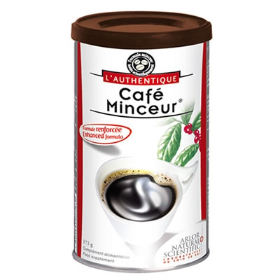 L'AUTHENTIQUE Café minceur - 173g
