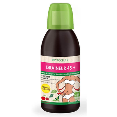 PHYTOCEUTIC Draineur 45+ 500ml