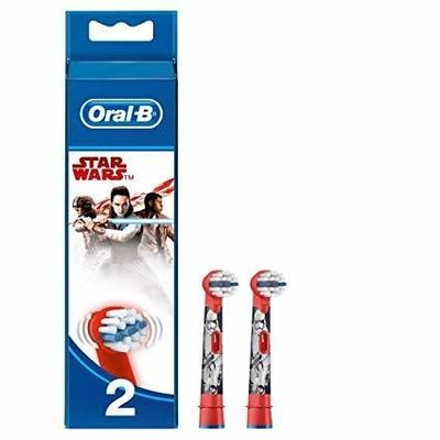 ORAL-B Brossettes Stages Power - Star Wars