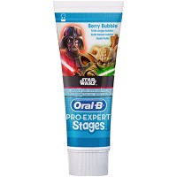 ORAL B Dentifrice Star Wars Pro Expert Stages 75ml