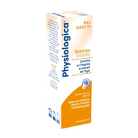 PHYSIOLOGICA Nez infecté Spray - 20ml