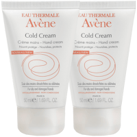 AVENE Cold Cream Crème Mains - 2 x 50ml