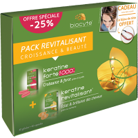 BIOCYTE Duo Pack Revitalisant