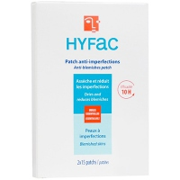 HYFAC Patch spécial imperfections - 30 patchs