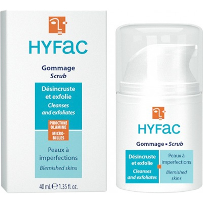 HYFAC Gommage Exfoliant Express - 40 ml