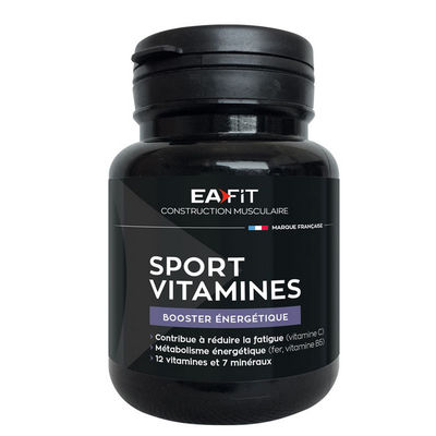 EA FIT Sports Vitamines - 60 Gélules