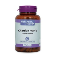 NAT & FORM Original Chardon Marie - 200 gélules