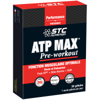 STC Nutrition ATP Max Pre-Workout