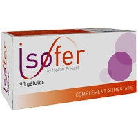 HEALTH PREVENT Isofer - 90 Gélules