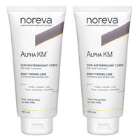 NOREVA Alpha KM Soin Raffermissant Corps Lot de  2 X 200 ml