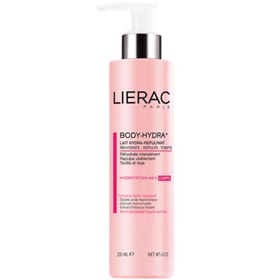 LIERAC Body Hydra+ Lait Hydra-Repulpant - 200ml