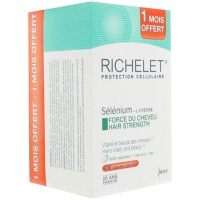 RICHELET Anti-Age Cheveux - 3 x 30 capsules