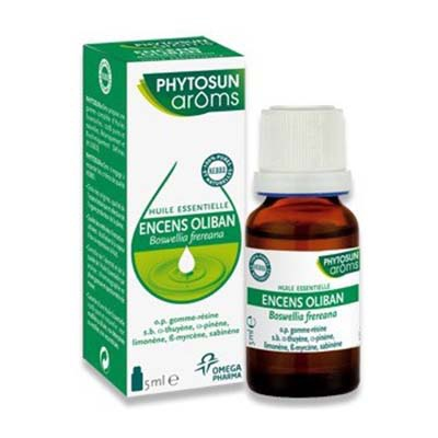 PHYTOSUN AROMS Encens Oliban - 5ml