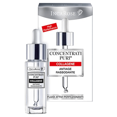 INCAROSE Pure Solutions Collagène - 15 ml