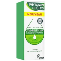 PHYTOSUN AROMS Citronnelle de Java -10 ml