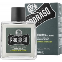 PRORASO Baume Barbe Cyprès Vétiver 100ml