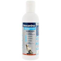 BIOCANINA Shampooing Antiparasitaire Chien et Chat 200ml