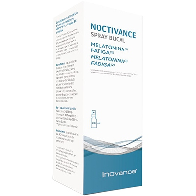 INOVANCE Noctivance Spray Buccal Mélatonine - 20ml