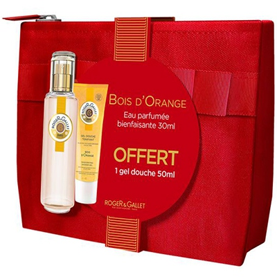 ROGER & GALLET Trousse Bois d'orange
