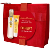 ROGER & GALLET Trousse Noël 2016 Bois d'orange