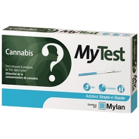 MYLAN MyTest Autotest Cannabis - 3 kit