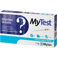 MYLAN MyTest Autotest Infection urinaire - 3 kit