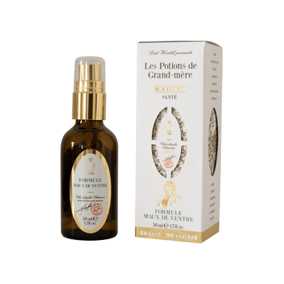 DIETWORLD B Nature Potion de Grand-mère Maux de ventre - 50ml